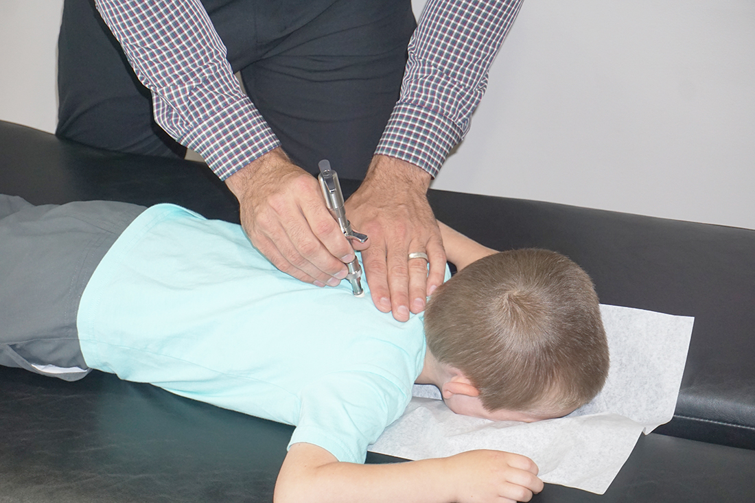 Family care at Virtue Chiropractic in Overland Park