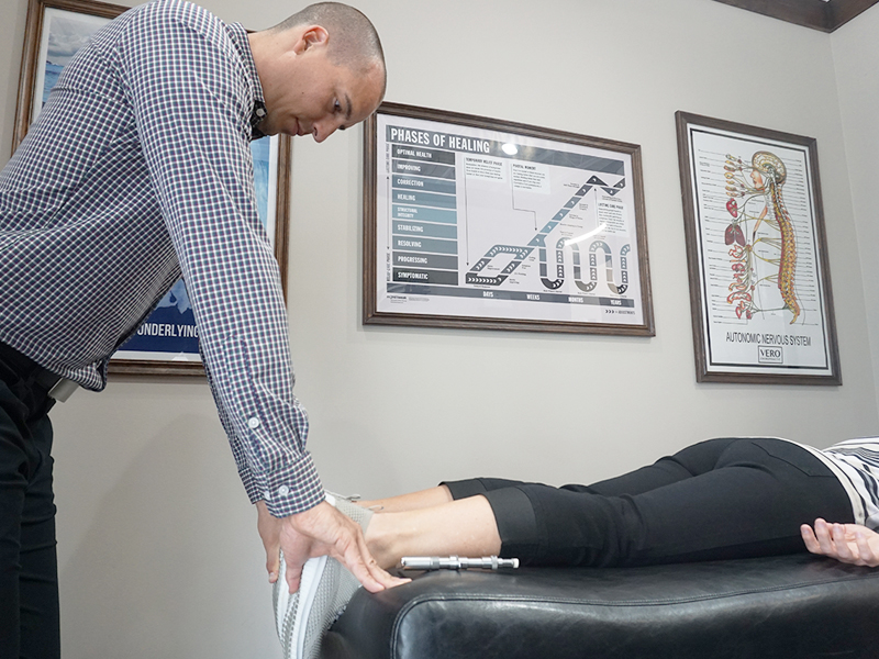 Virtue Chiropractic provides long-term relief